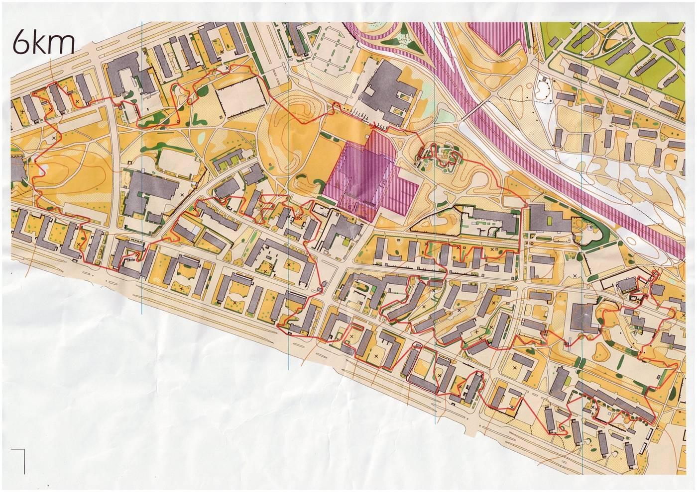 My Doma Digitaalinen Kartta Arkisto Perjantain Aamutreeni