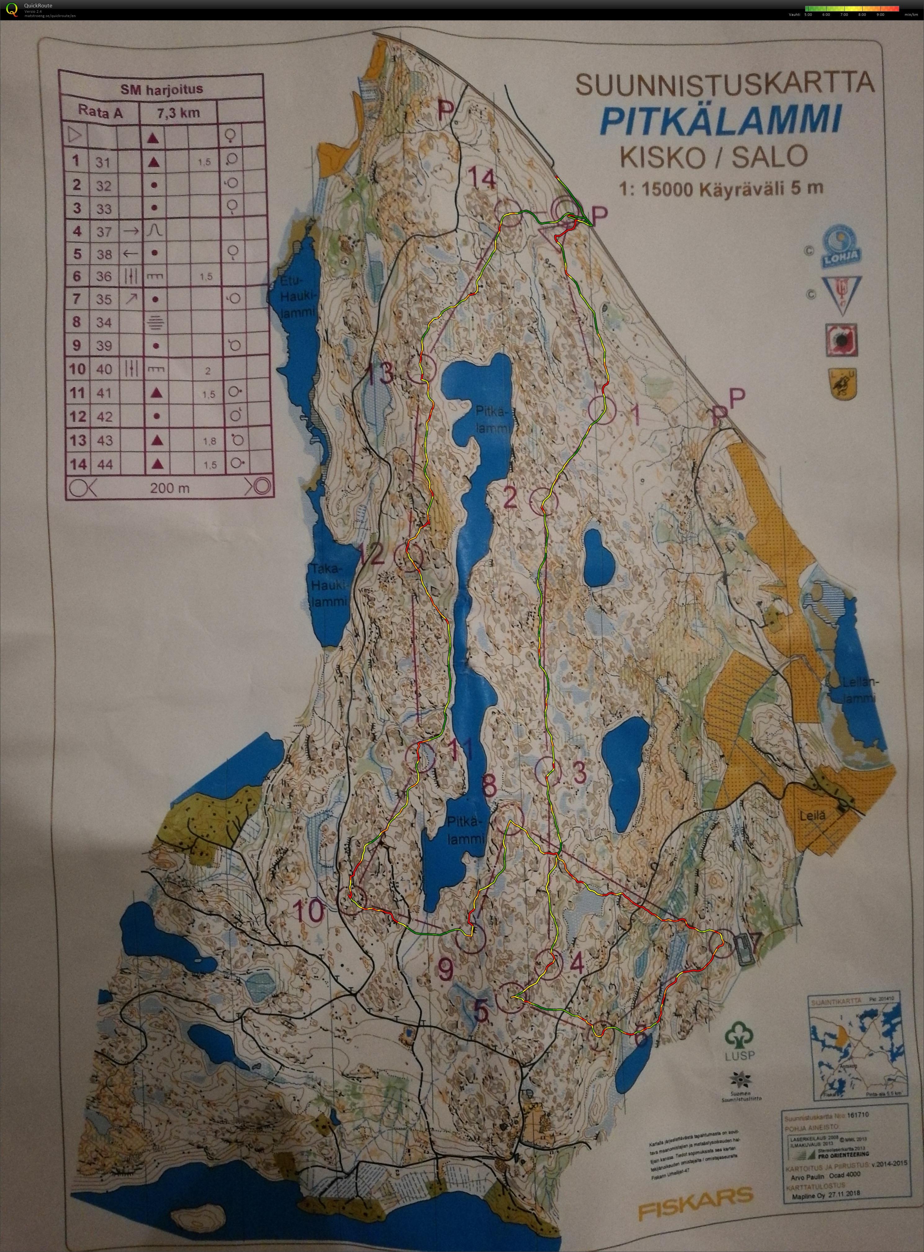 My Doma Digitaalinen Kartta Arkisto Fiskars Leiripaiva I 08 12